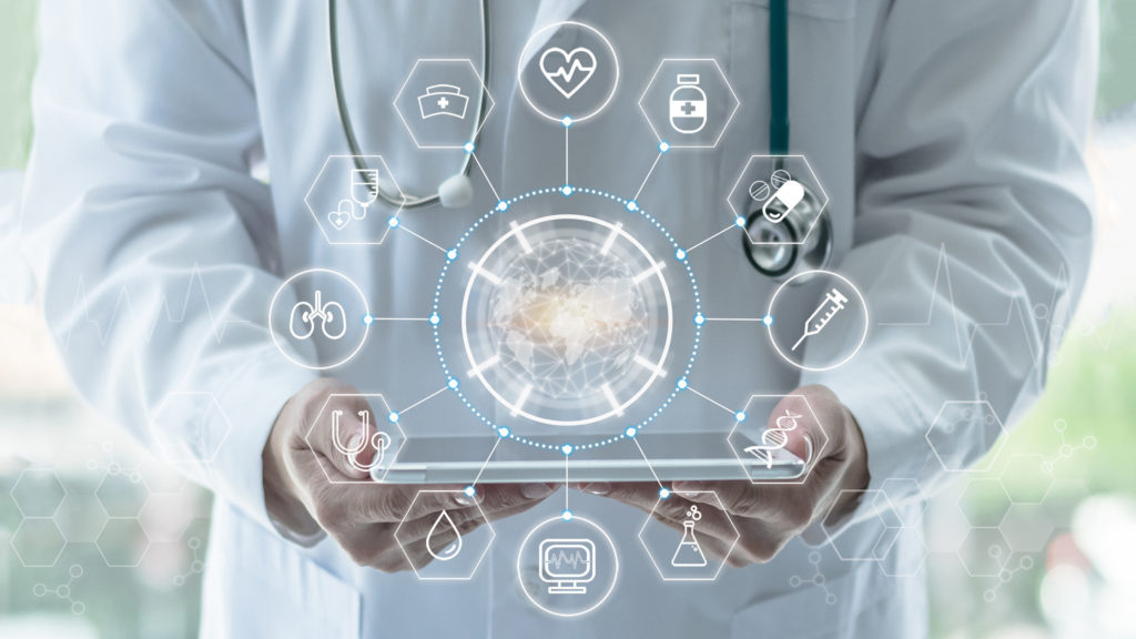 Healthcare powered by AI